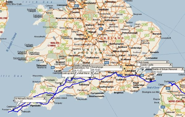 Map Of Southern England Uk.Map Of Southern England Compressportnederland